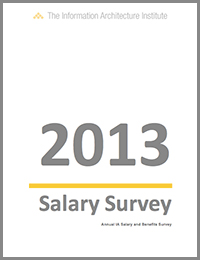 2013 IA Salary And Benefits Survey Released