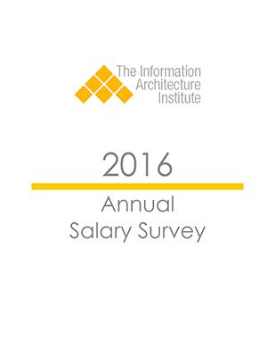 2016 IAI Salary Survey